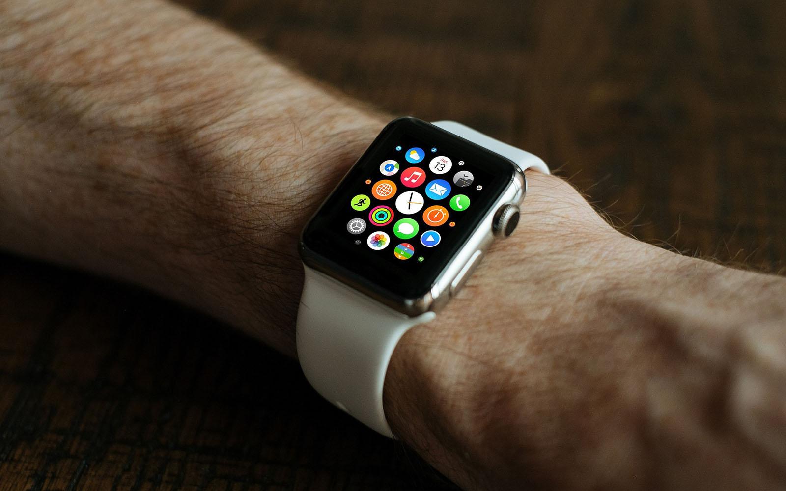watch interface - Portfolio