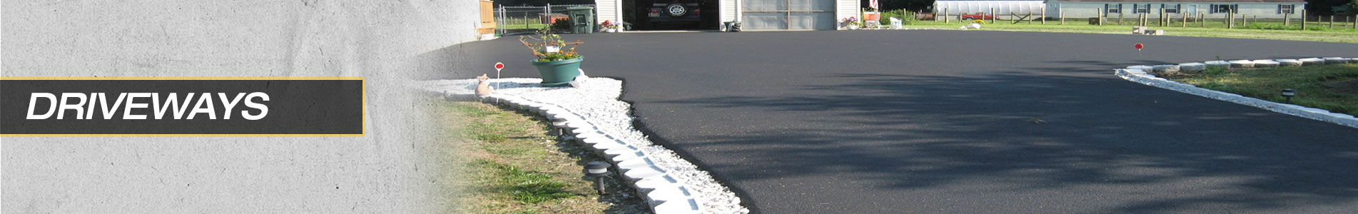 Header Driveways - Driveways